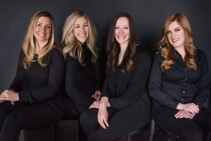 shot of the Mammoth Lakes real estate team