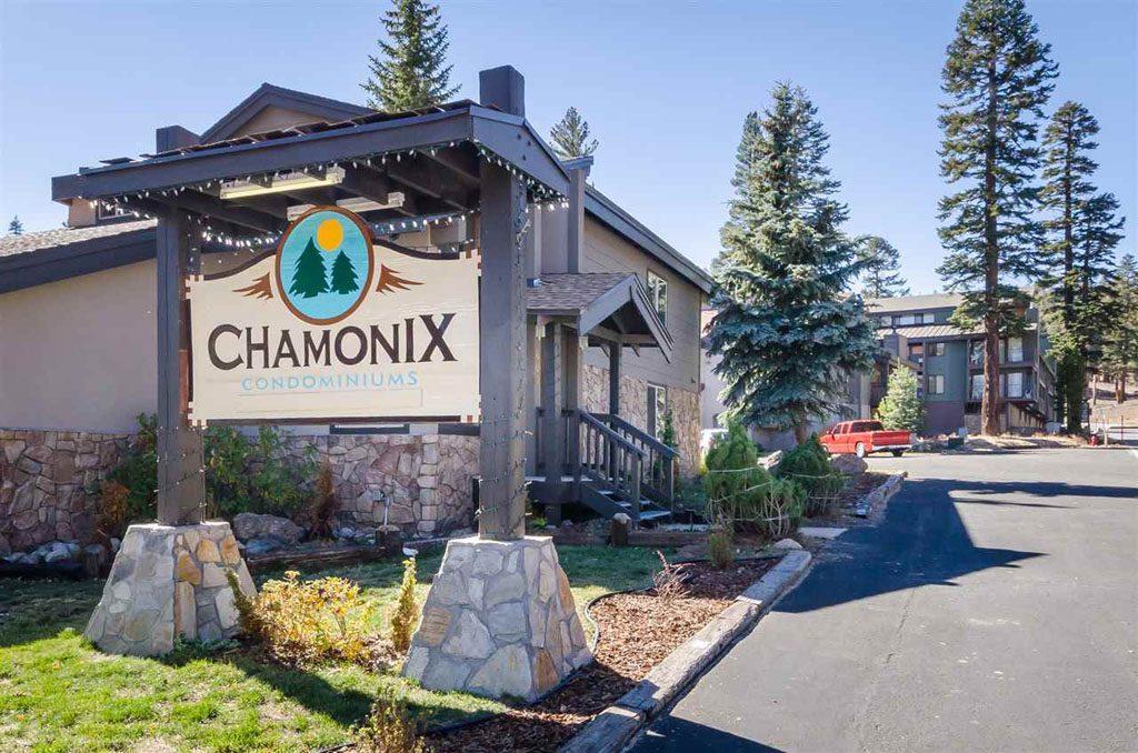 Chamonix Complex - Mammoth Lakes