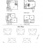 Edgewater Condo Complex Map