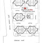 Forest Meadows Condo Complex Map