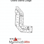 Grand Sierra Lodge Complex Map - The Village at Mammoth