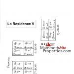 La Residence V Complex Map