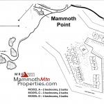 Mammoth Point Condo Complex Map
