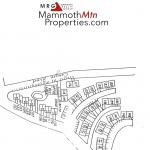 Mammoth West Condo Complex Map