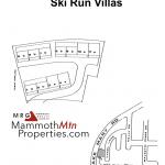 Ski Run Villas Complex Map